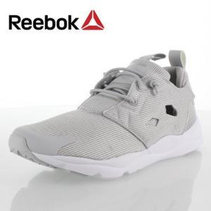 リーボック Reebok FURYLITE AOM フューリーライト BS6063 メンズ スニーカー スリップオン 靴 グレー セール|washington