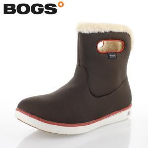 ボグス BOGS 78409 オリーブ レディース ブーツ ショート  防水 ウォータープルーフ ボア 保温 セール|washington