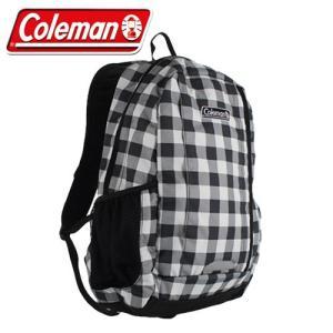 コールマン Coleman WALKER 15 2000027048 CHECKER リュック バッグ デイバッグ チェック アウトドア キッズ 27048-16|washington