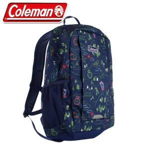 コールマン Coleman WALKER 15 2000031660 CAMP MAP リュック バッグ デイバッグ アウトドア カジュアル キッズ 31660-NC|washington
