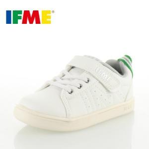 子供靴 スニーカー IFME Light イフミー キッズ ジュニア シューズ 22-8007 WHITE スニーカー 通園 通学 運動靴 ホワイト washington