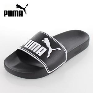 プーマ メンズ レディース サンダル puma Lesdcat 360263 01 ブラック リードキャット セール|washington