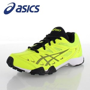 アシックス レーザービーム asics LAZERBEAM SC  1154A004-750 YB-00004 SAFETY YELLOW/PERFORMANCE BLACK ジュニア スニーカー 紐 黄色|washington
