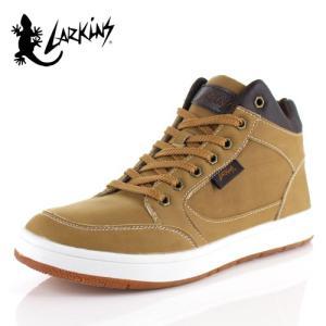 メンズ ブーツ ラーキンス LARKINS L-6642 WHEET カジュアルブーツ 靴 防水 防滑 ウィート|washington