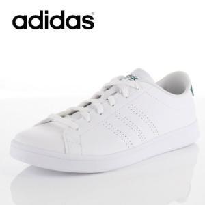 アディダス レディース スニーカー adidas VALCLEAN QT W B44676 バルクリーン ホワイト 靴 セール|washington