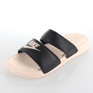 ナイキ レディース メンズ サンダル NIKE WMNS BENASSI DUO ULTRA SLIDE 819717-004 ブラック ベナッシ デュオ ウルトラ スライド 靴 セール|washington