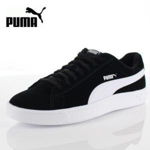 PUMA プーマ コートブレイカー ダービー 367366 01 Puma Black-Puma White レディース メンズ スニーカー ブラック 黒 靴|washington