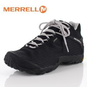 メレル カメレオン7 ストーム ミッド ゴアテックス J38559 BLACK/BLACK MERRELL CHAMELEON7 STORM MID メンズ トレッキングシューズ 靴 washington
