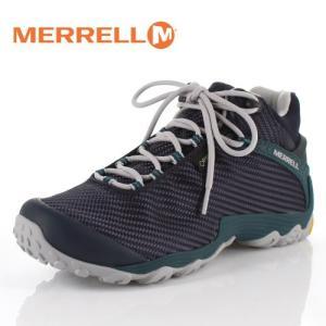 メレル カメレオン7 ストーム ミッド ゴアテックス J38561 NAVY/TEAL MERRELL CHAMELEON7 STORM MID メンズ トレッキングシューズ 靴 washington