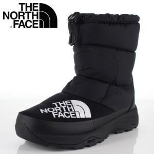 ザ ノースフェイス レディース ブーツ THE NORTH FACE NF51877 ブラック (KK) ヌプシダウンブーティー|washington