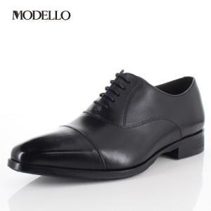 マドラス モデロ madras MODELLO DM5121 BLA メンズ フォーマル ビジネスシューズ ストレートチップ 内羽根式 革靴 3Eブラック|washington