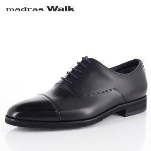 madras Walk マドラスウォーク MW5630S ブラック ゴアテックス メンズ ビジネスシューズ 靴 ストレートチップ 内羽根式 防水 3E 日本製|washington