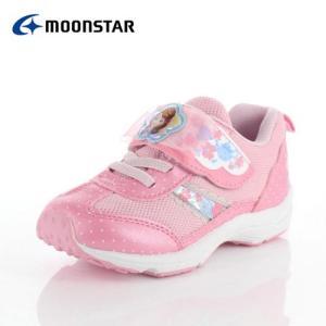 moonstar ムーンスター DN C1227 ディズニープリンセス ソフィア キッズ ベビー カジュアルシューズ 子供靴 2E ピンク|washington
