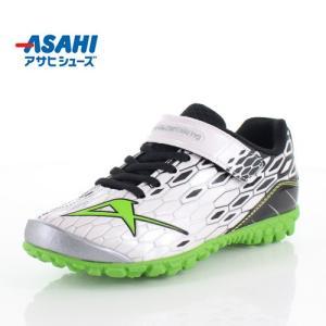 ASAHI アサヒ キッズ ジュニア スニーカー ガチ強 J022 KE74711 ホワイト 子供靴 運動|washington