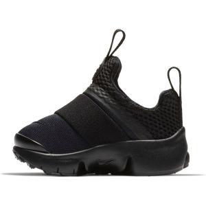 ナイキ プレスト エクストリーム NIKE PRESTO EXTREME TD 870019-001 キッズ ベビー スニーカー スリッポン ブラック 子供靴 靴|washington