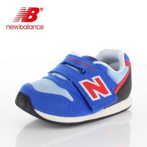 ニューバランス ベビー キッズ スニーカー new balance IV996 BLR BLUE/RED 通園 通学 プレゼント ギフト|washington