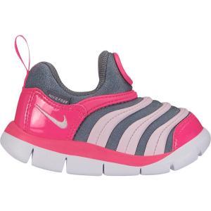 ナイキ ダイナモ フリー NIKE DYNAMO FREE TD 343938-019 キッズ ベビー スニーカー スリッポン ピンク 子供靴 靴|washington