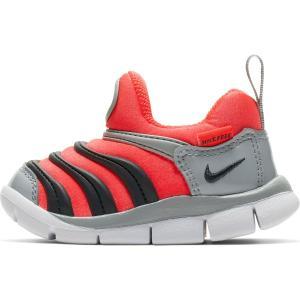 ナイキ ダイナモ フリー NIKE DYNAMO FREE TD 343938-629 キッズ ベビー スニーカー スリッポン レッド 子供靴 靴|washington