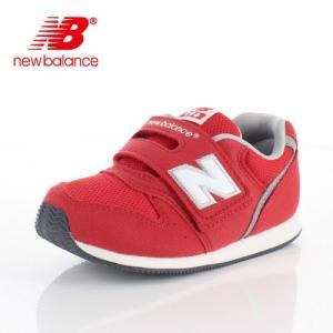 ニューバランス ベビー キッズ スニーカー new balance IV996 CRD RED レッド 通園 通学 ベルクロ|washington