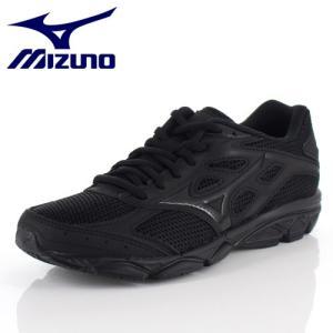 ミズノ MIZUNO メンズ レディース スニーカー マキシマイザー 21 MAXIMIZER K1GA190209 ブラック ランニングシューズ 靴 3E|washington