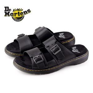 ドクターマーチン Dr.Martens ニコライ サンダル EVIVE NIKOLRAI 24413001 靴 2本ベルト|washington