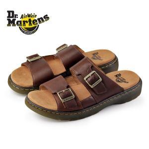 ドクターマーチン Dr.Martens ニコライ サンダル EVIVE NIKOLRAI 24415220 靴 2本ベルト|washington