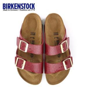 ビルケンシュトック BIRKENSTOCK アリゾナ Arizona BS レディース メンズ 1013634 幅狭 サンダル 靴 ボルドー 国内正規品 レッド|washington