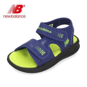 new balance ニューバランス K2031 BLY BLUE BU05 キッズ ジュニア サンダル ブルー 子供靴 水遊び|washington