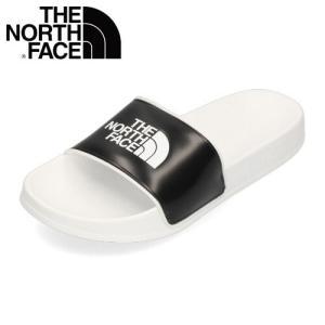 ザ ノースフェイス レディース メンズ サンダル NF01940 ベースキャンプスライド ll ホワイト ブラック THE NORTH FACE|washington