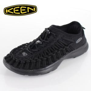 キーン KEEN レディース ユニーク O2 UNEEK O2 1018723 BB-18723 ブラック スニーカー サンダル|washington
