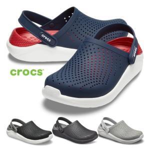 クロックス サンダル レディース メンズ ライトライド クロッグ crocs LiteRide Clog 204592 スポーツサンダル シャワーサンダル|washington