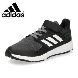 adidas アディダス 靴 EE7309 スニーカー ADIDASFAITO CLASSIC EL K キッズ ジュニア 子供 ランニング スポーツ グレー ブラック|washington