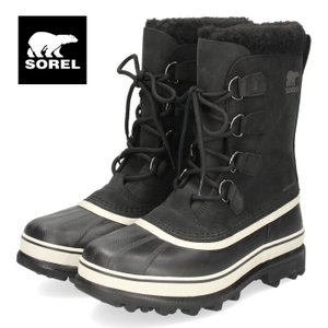 ソレル SOREL NM1000 016 メンズ ブーツ カリブー ブラック スノーブーツ ウインタ...