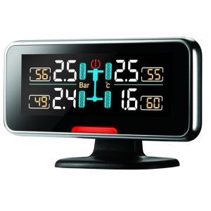 STEELMATE社 TPMSモニター(空気圧監視センサーモニター) TP-10I ワイヤレス タイヤ 空気圧 温度 モニタリングシステム 内蔵埋込式 日本語説明書付き 140-0002|washodo