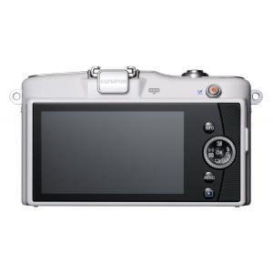 OLYMPUS PEN mini E-PM1一眼レフデジタルカメラ液晶保護用シール 503-0003B|washodo