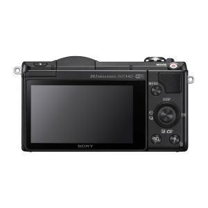 SONY α5100 α5000 デジタルカメラ専用 液晶画面保護シール 503-0003|washodo
