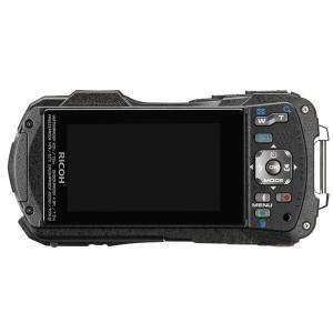 RICOH WG-30 デジタルカメラ専用 液晶画面保護シール 503-0003E|washodo