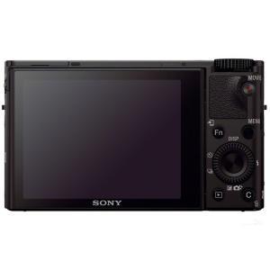 液晶画面保護シール 保護フィルム SONY RX100M3  RX100III デジタルカメラ用 フィルム|washodo