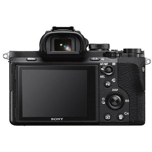 SONY a7II a7RII デジタルカメラ専用 液晶画面保護シール 503-0004L|washodo