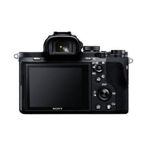 SONY α7IIデジタルカメラ専用 液晶画面保護シール 503-0004O|washodo
