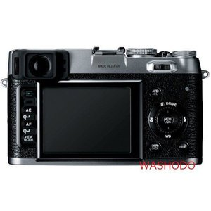 FUJIFILM X20,X10,X-E1 デジタルカメラ専用 液晶画面保護シール 503-0009A
