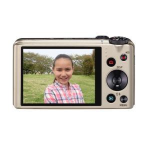 CASIO EXILIM EX-ZR300 EX-ZR200 デジタルカメラ専用 液晶画面保護シール 503-0024K