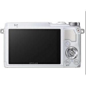 Olympus SH-1 SH-2 デジタルカメラ専用 液晶画面保護シール 503-0025E|washodo