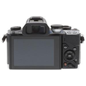 OLYMPUS E-M10 E-M1 デジタルカメラ専用 液晶画面保護シール 503-0029C|washodo
