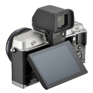 OLYMPUS E-P5 デジタルカメラ専用 液晶画面保護シール 503-0029D|washodo