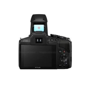 OLYMPUS STYLUS SP-100EE デジタルカメラ専用 液晶画面保護シール 503-0029H|washodo