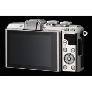 OLYMPUS PEN E-PL7 デジタルカメラ専用 液晶画面保護シール 503-0029I|washodo