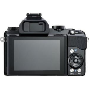 Olympus SP-100EE STYLUS 1S デジタルカメラ専用 液晶画面保護シール 503-0029O|washodo