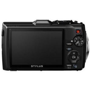 Olympus TG-850 デジタルカメラ専用 液晶画面保護シール 503-0047B|washodo