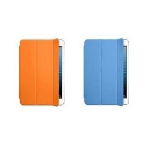 ipad mini Retinaディスプレイモデル/ipad mini用 Smart Cover スマ  ートカバー スタンド機能付きケース 2色「504-0018」